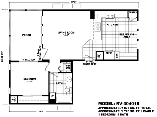 Find a floor plan find a home durango homes built by for Rv park blueprints